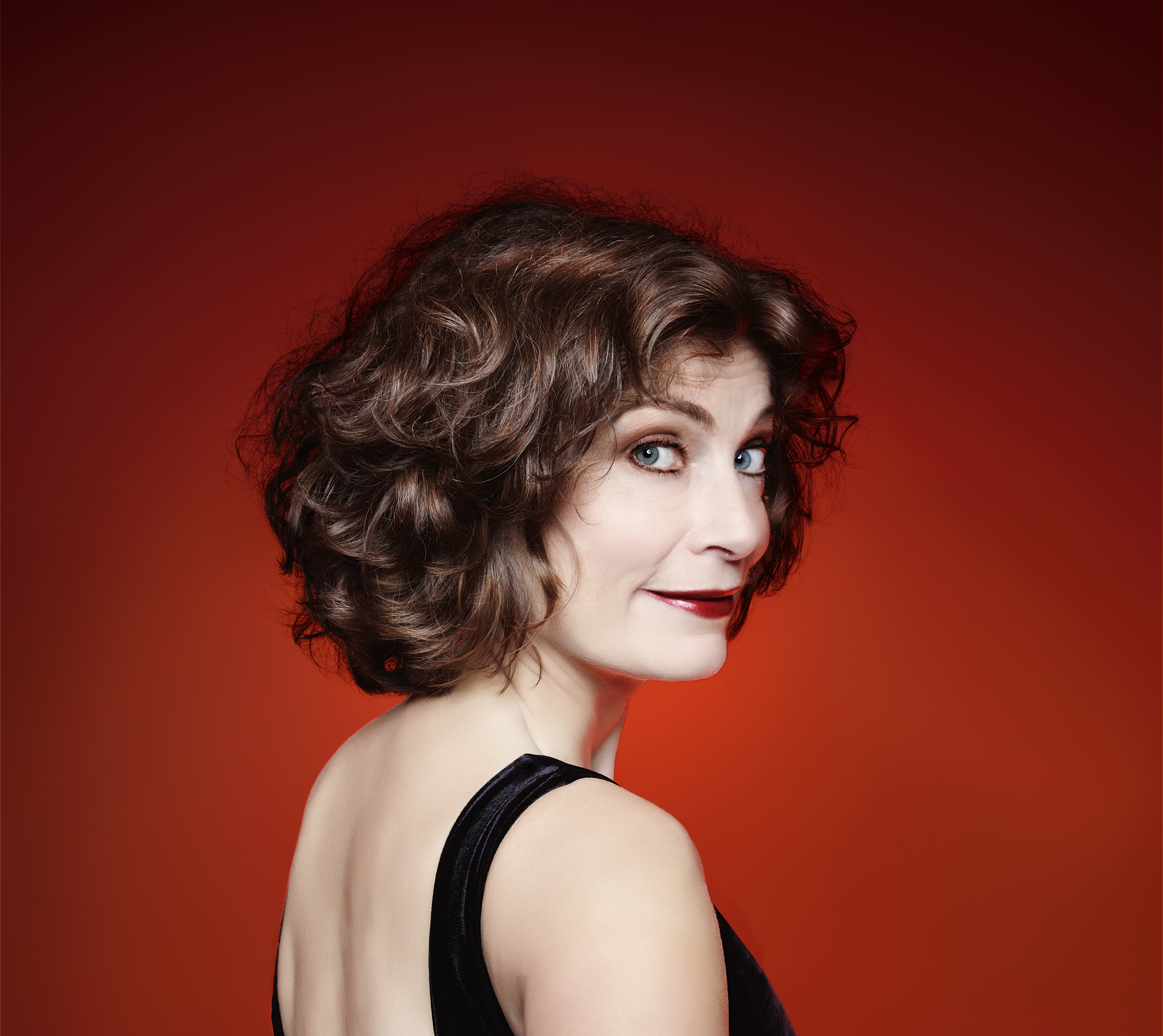 """Madeleine Sauveur :  """"Ich höre was, was du nicht sagst"""" –  Kleinkunst im Olympia-Kino"""