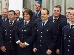 Peter Braun ist erster Kommandant der Feuerwehr Hirschberg