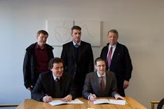 Stromkonzessionsvertrag unterzeichnet