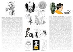 Die Liebe zur Musik und zur Karikatur