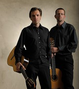 Gitarren-Duo Orfeo zu Gast in Hirschberg