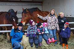 Trotz Ungewissheit: Bauernhof-Kindergarten stellt sich vor