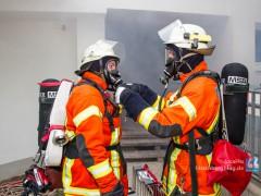 """Landratsamt bescheinigt Feuerwehren """"hervorragende Arbeit"""""""