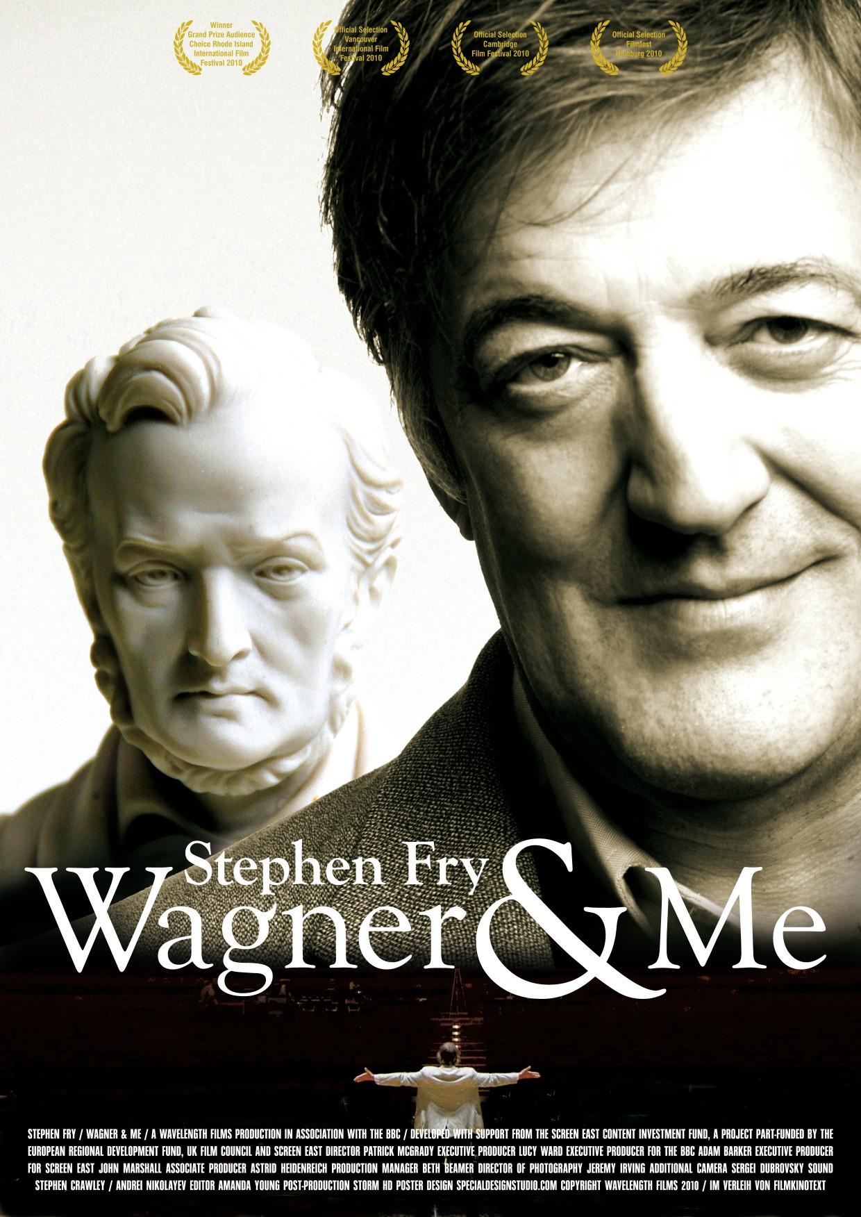 Wagner & me_Plakat, Olympia-Kino,