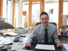 """Bürgermeister Just: """"Ich kandidiere wieder"""""""