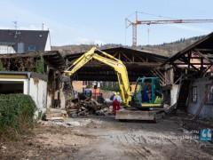 Alter Bauhof wird abgerissen
