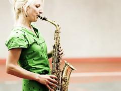 Alexandra Lehmler-Quintett gastiert im Olympia-Kino