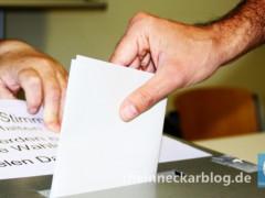 Was man zu einer Gemeinderatswahl wissen sollte