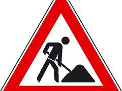 Sanierungsarbeiten an Anschlussstelle Hirschberg-Ost