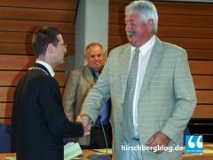 Posse um Wahl der Bürgermeisterstellvertreter