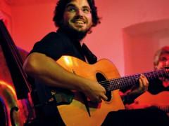 Joscho Stephan Trio spielt Gypsy Swing